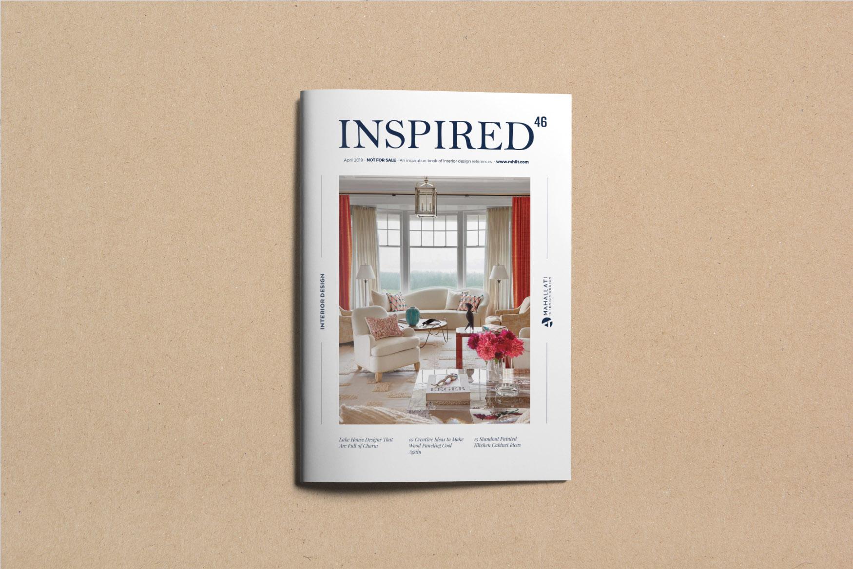 Inspired Vol 46 - April 2019