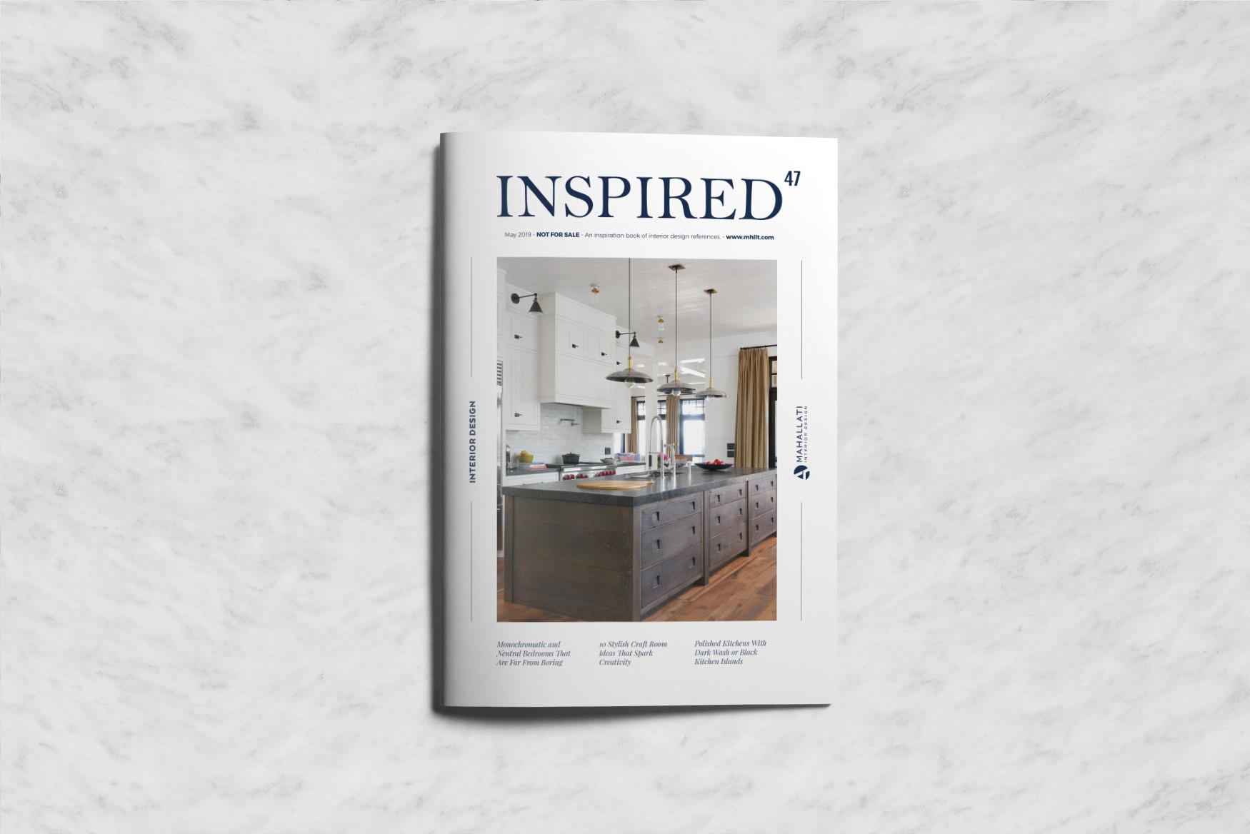 Inspired Vol 47 - May 2019