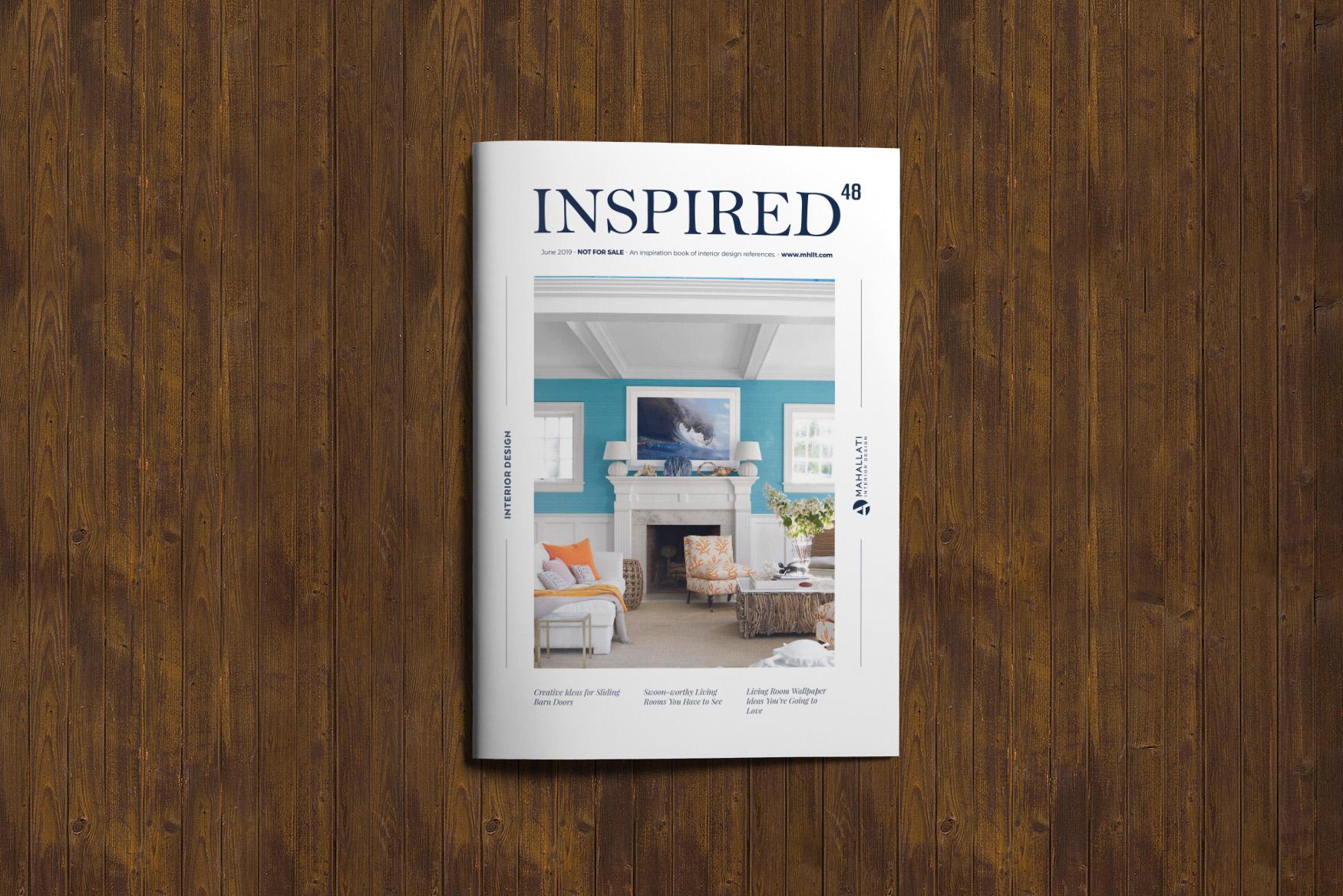 Inspired Vol 48 - June 2019
