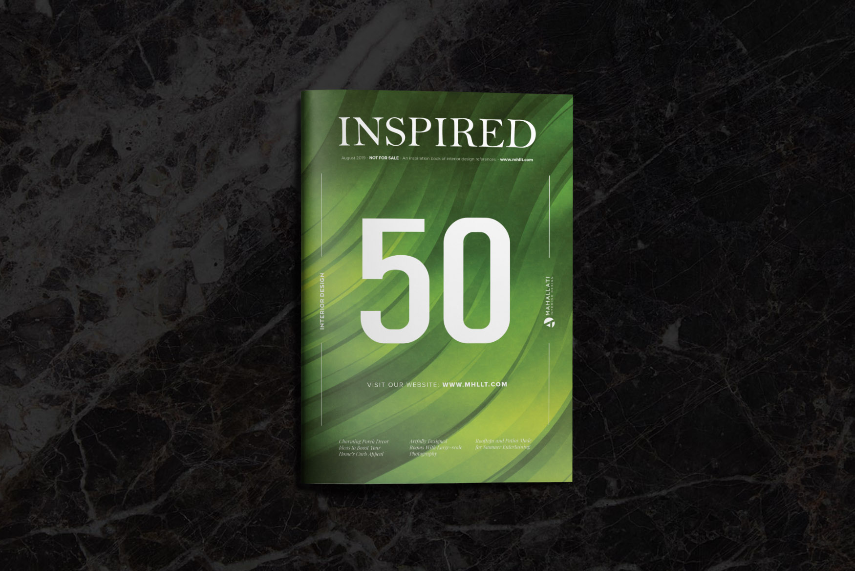 Inspired Vol 50 - August 2019