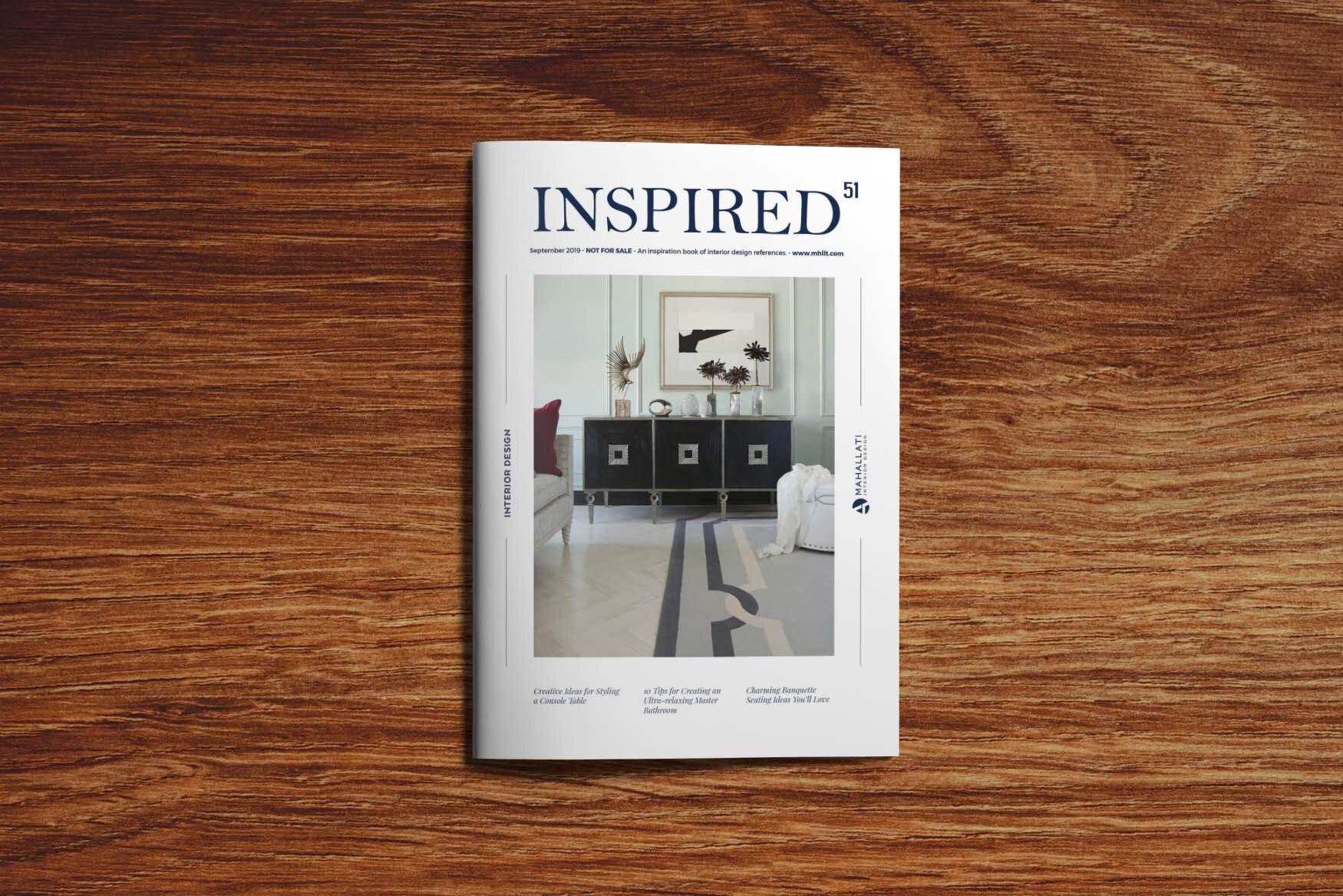 Inspired Vol 51 - September 2019