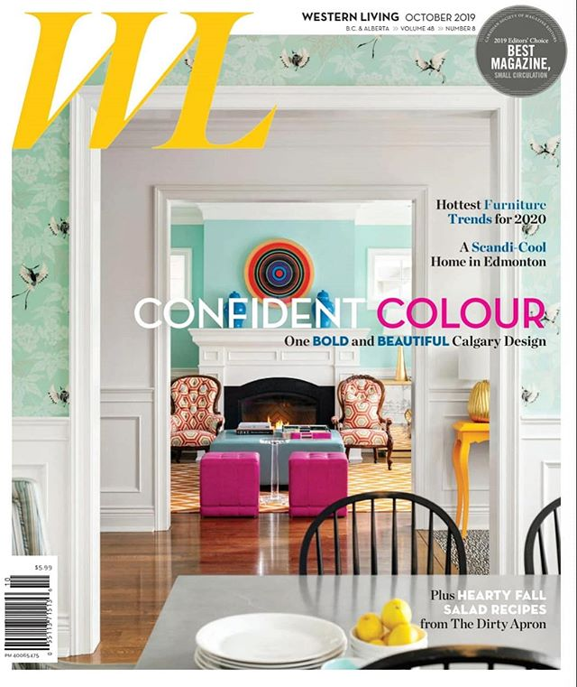 Photographed this beautiful home for @paullavoiedesign, thrilled to see it on the cover of the latest @westernliving magazine issue! . . . . . #yycarchitecture #yycdesign #calgaryphotographer #yycinteriordesign #houseandhome #calgaryliving #calgarybusiness #yycliving #yyclife #yycphotographer #yyclocal #architecturaldigest #archdigest #magnoliahome #bhghome #ruedaily #styleathome #dwellmagazine #interiorlovers #houseandhome #moderndecor #inmydomaine #howwedwell #homedecor #designinspiration #architecturaldigest #archdigest #magnoliahome