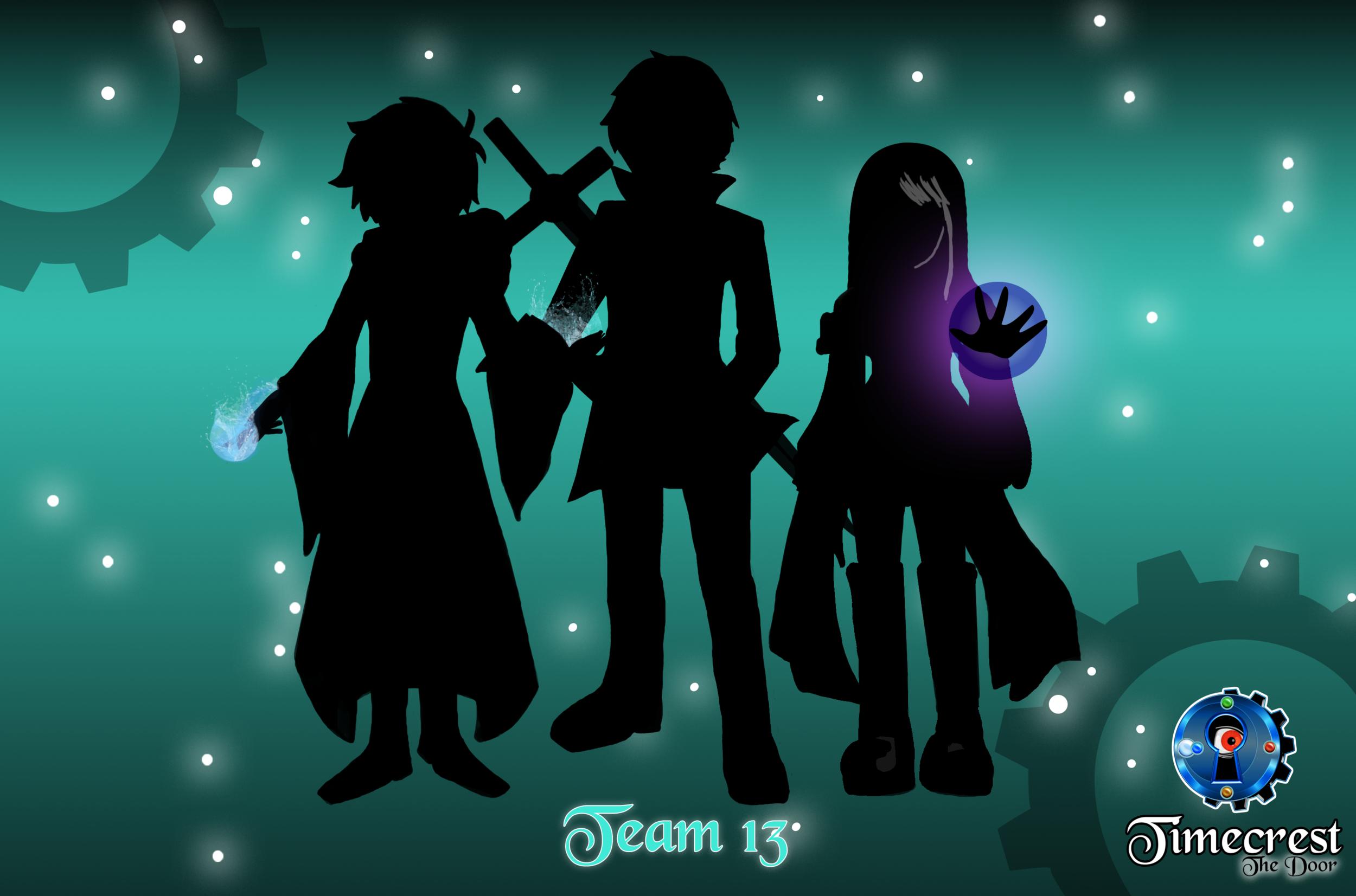 Team 13 Group Shot