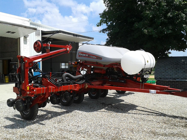 1255 12 Row Starter Fertilizer Install Instuctions