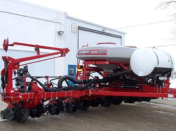 1250 12 Row Starter Fertilizer Install Instructions