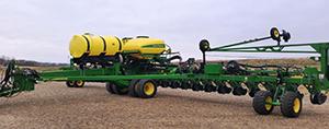 2012 to 2016 DB 44-60-66-80 Section Control Fertilizer