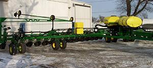 DB 88-90 Section Control Fertilizer