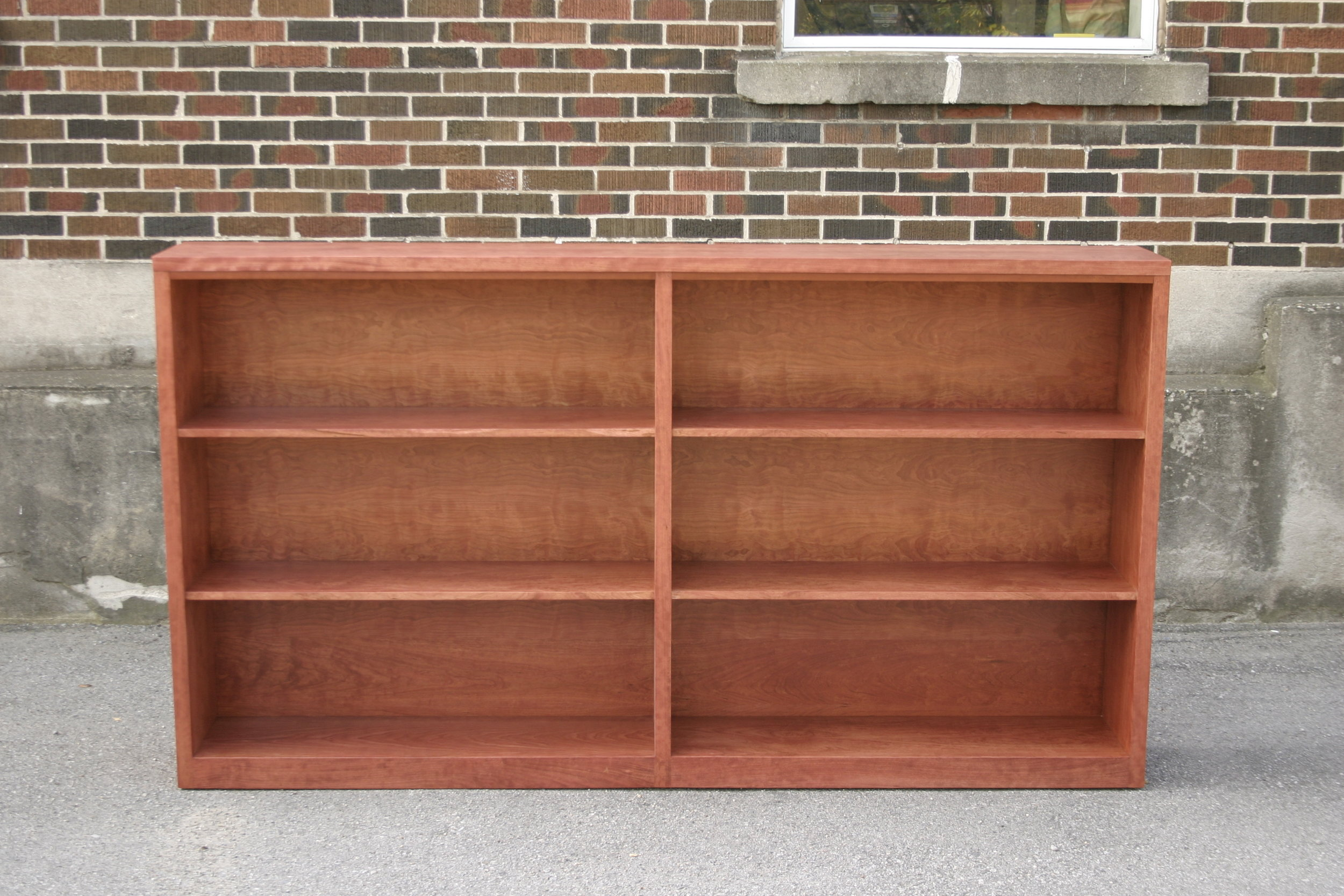 Traditional Cherry Bookcase