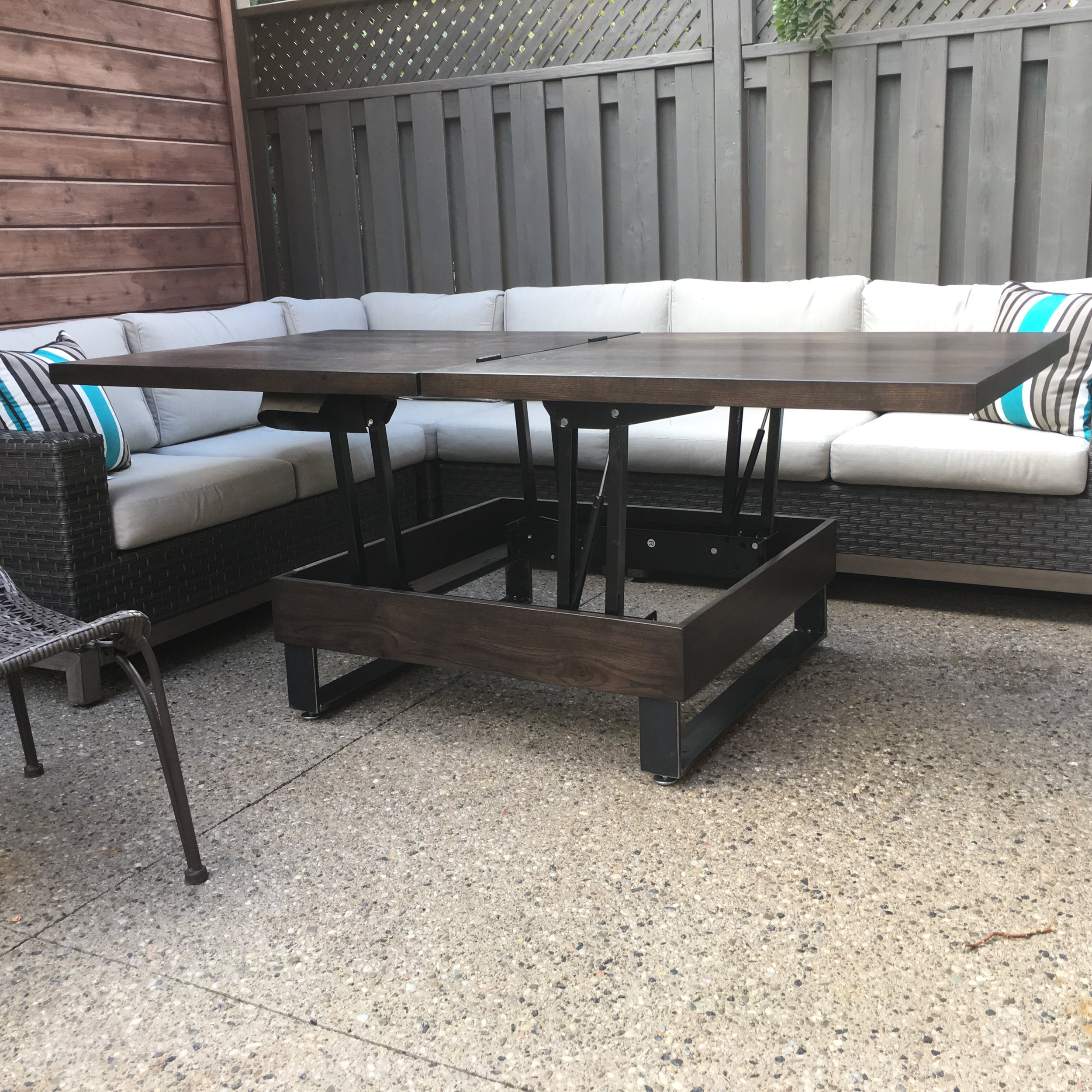 Extending Coffee Table/Dining Table
