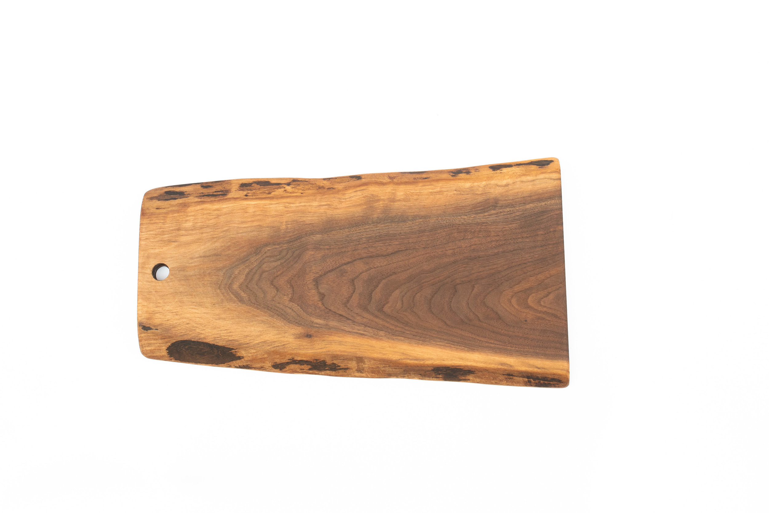 Live Edge Serving Board