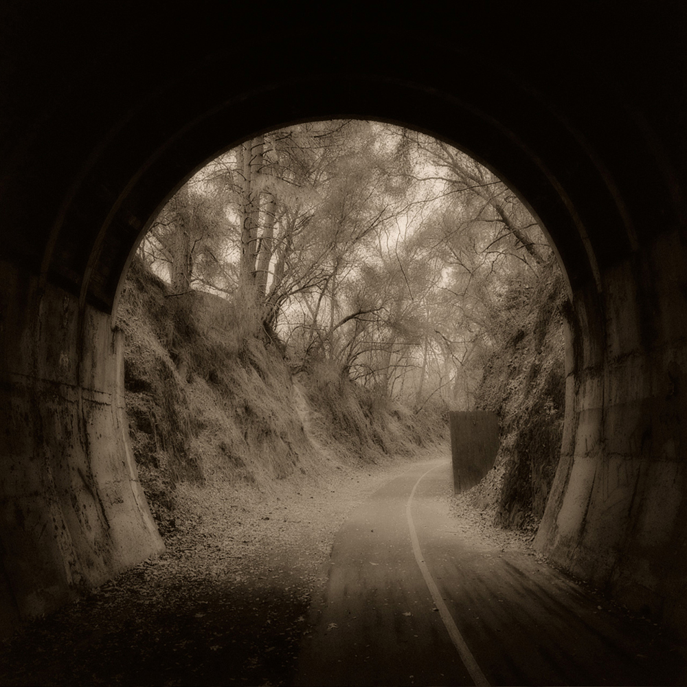 Tunnel, Bike Path, Placerville