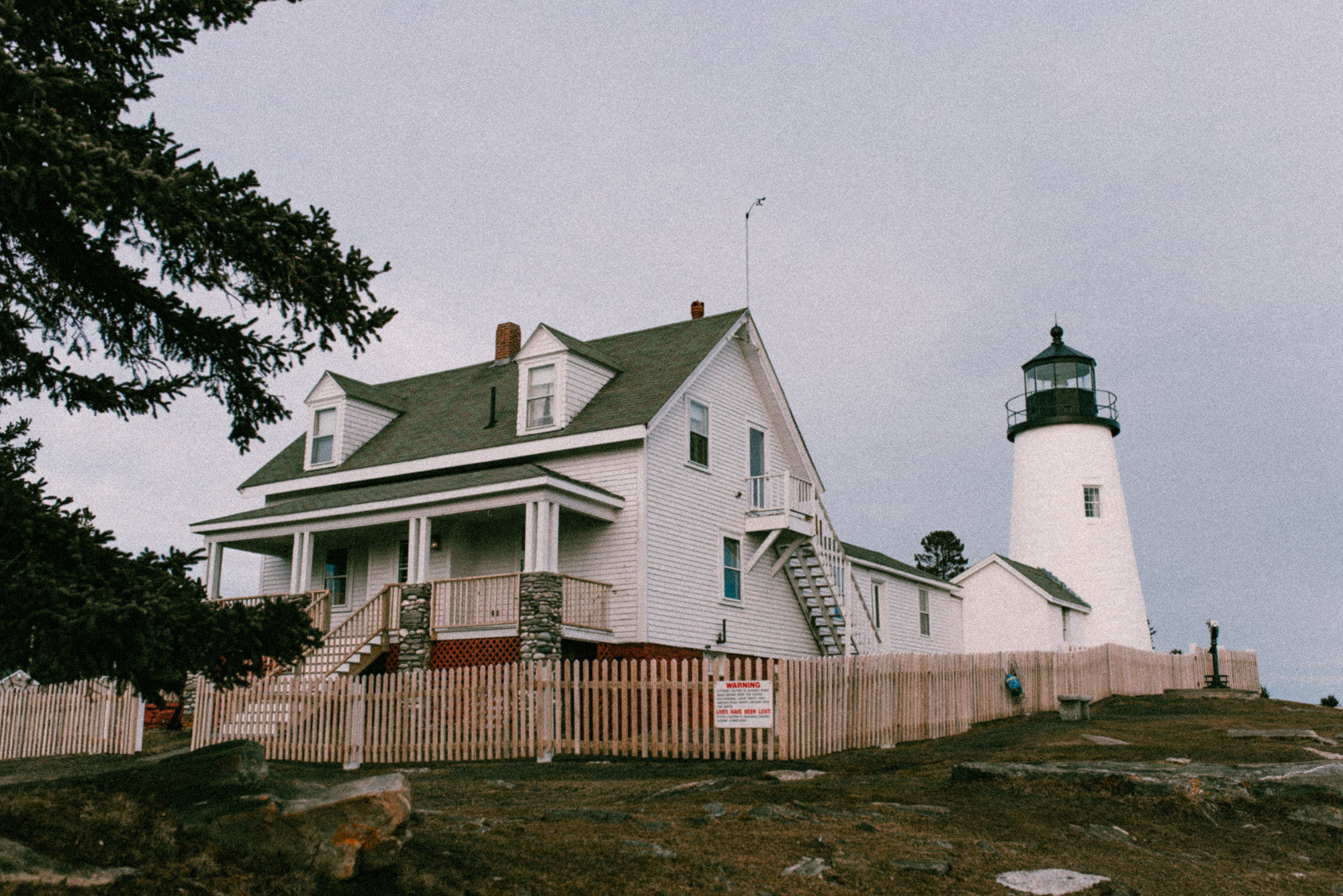 Kyle Willis Pemaquid Lighthouse