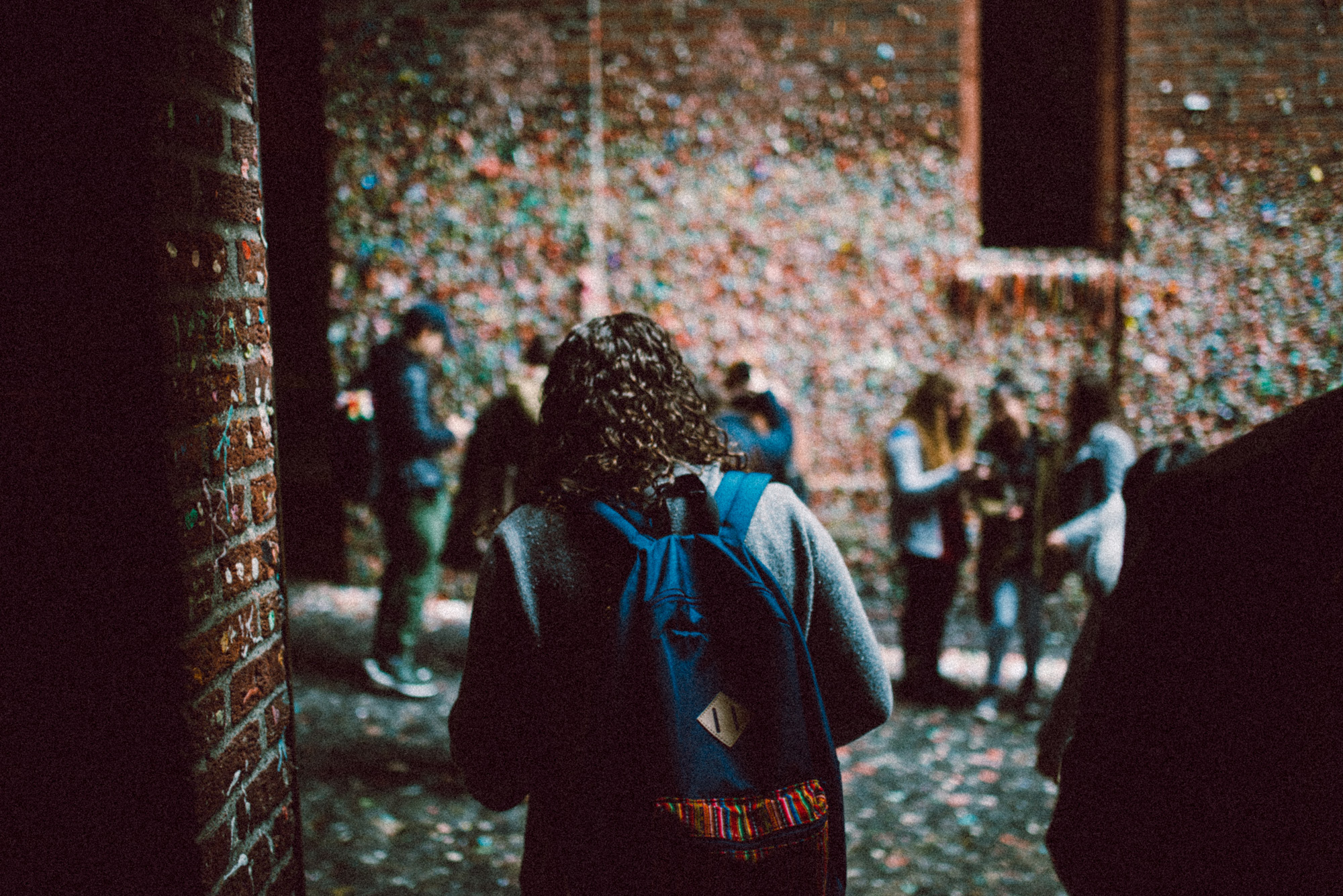 Kyle Willis Seattle Gum Wall