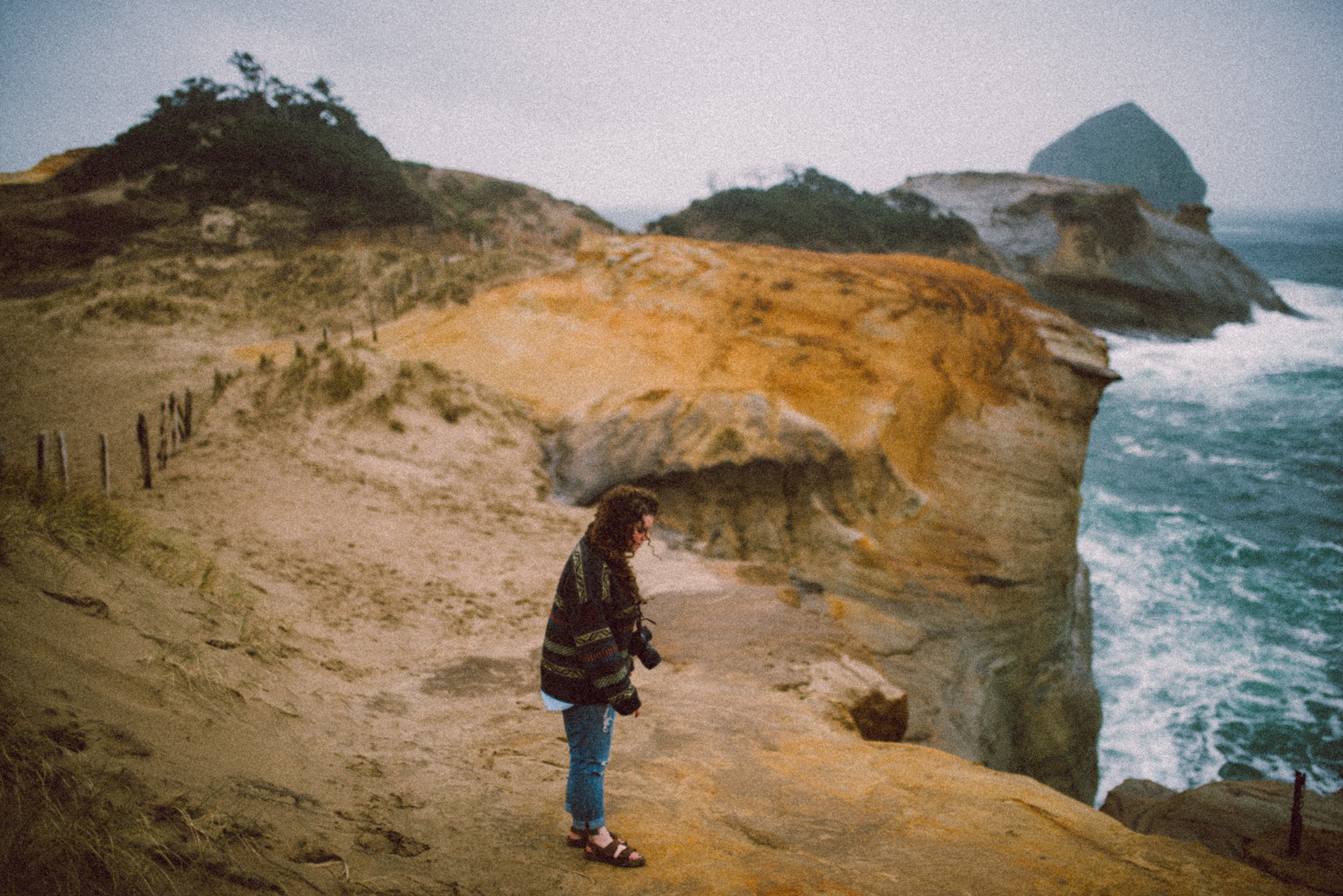 Cape Kiwanda Portrait Photographer