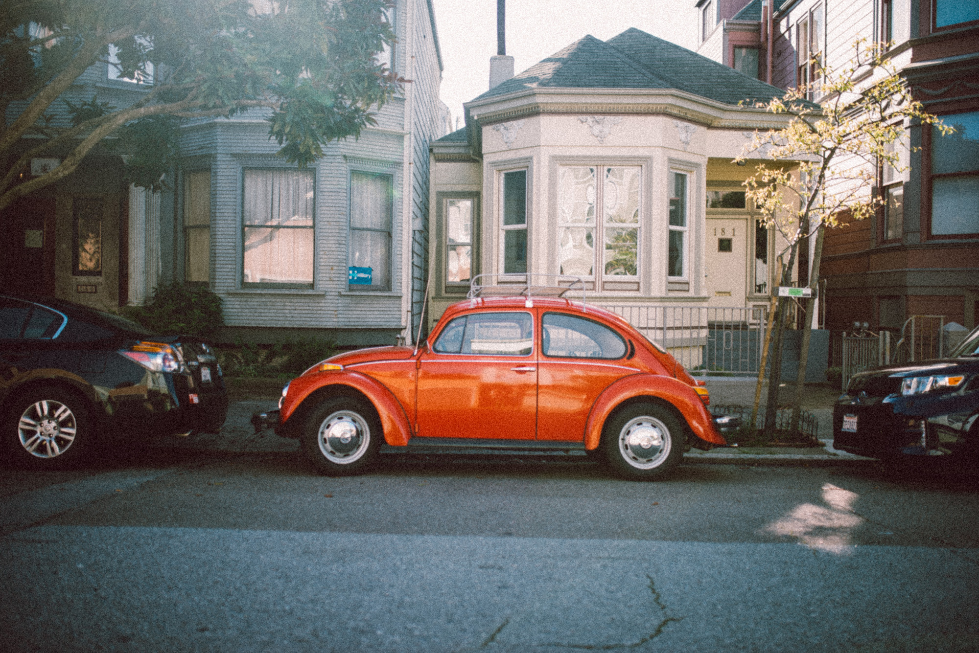 Volkswagon Beetle San Francisco