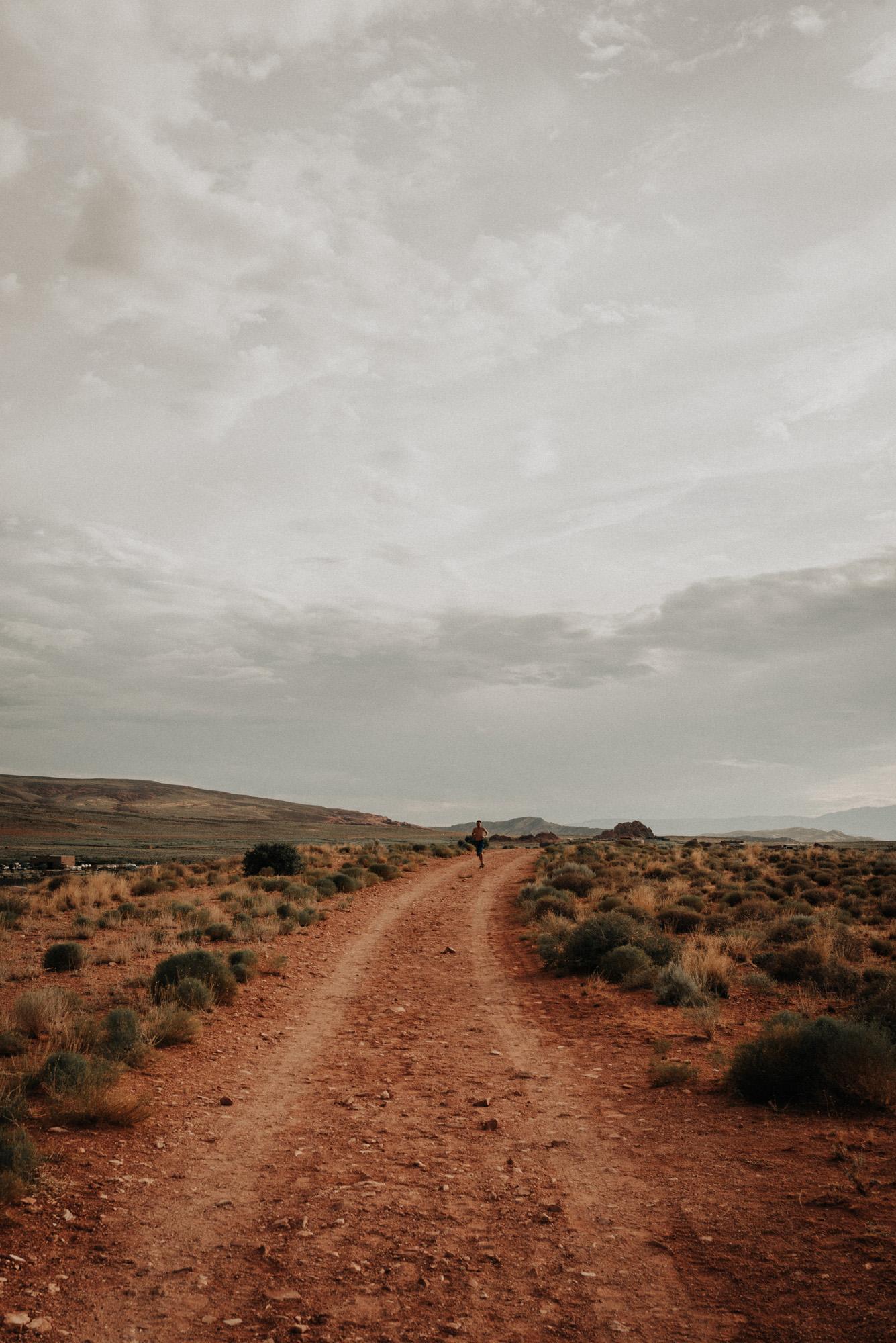 Sand hollow state park utah