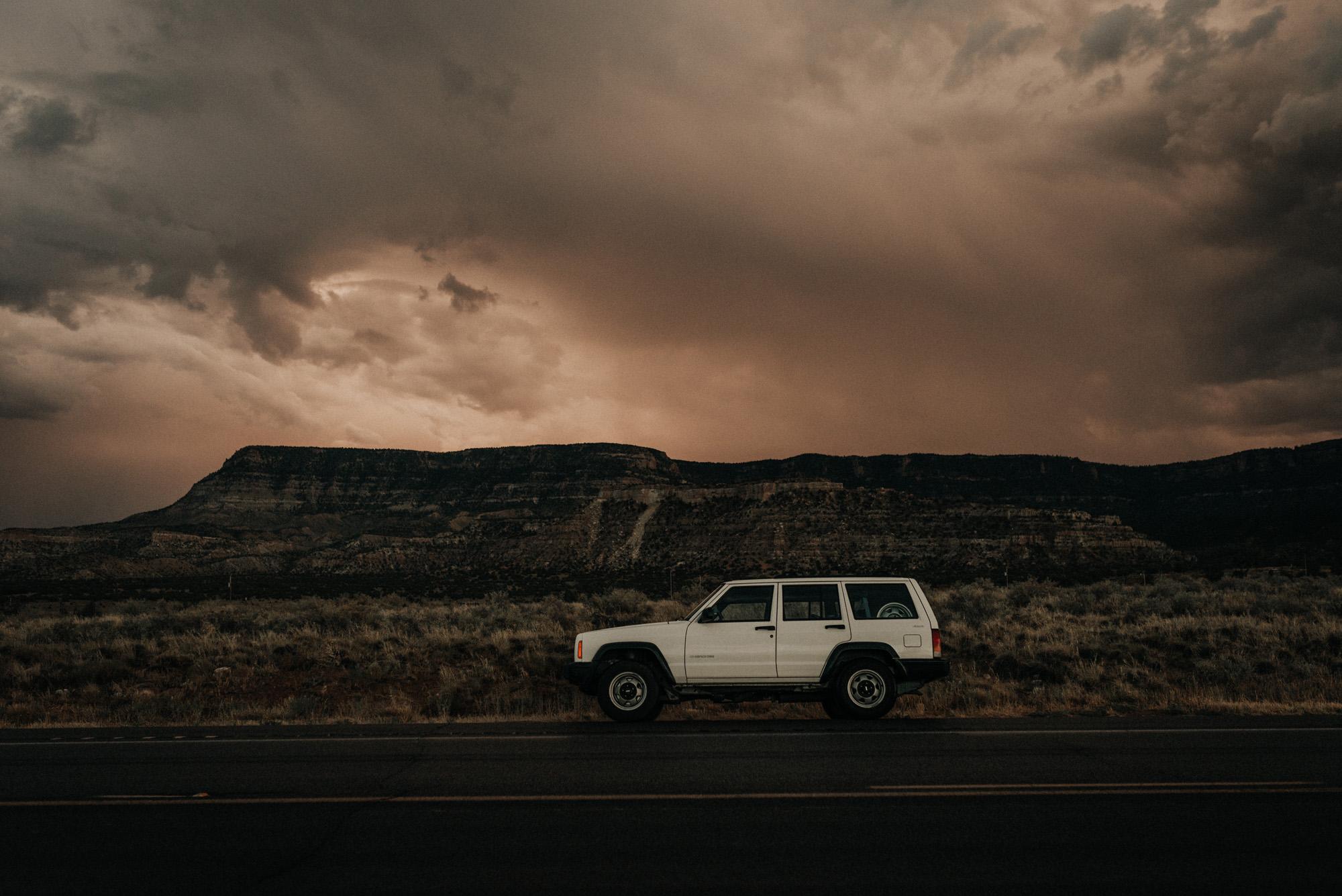 kayenta arizona kylewillisphoto demurela 2000 jeep cherokee limited