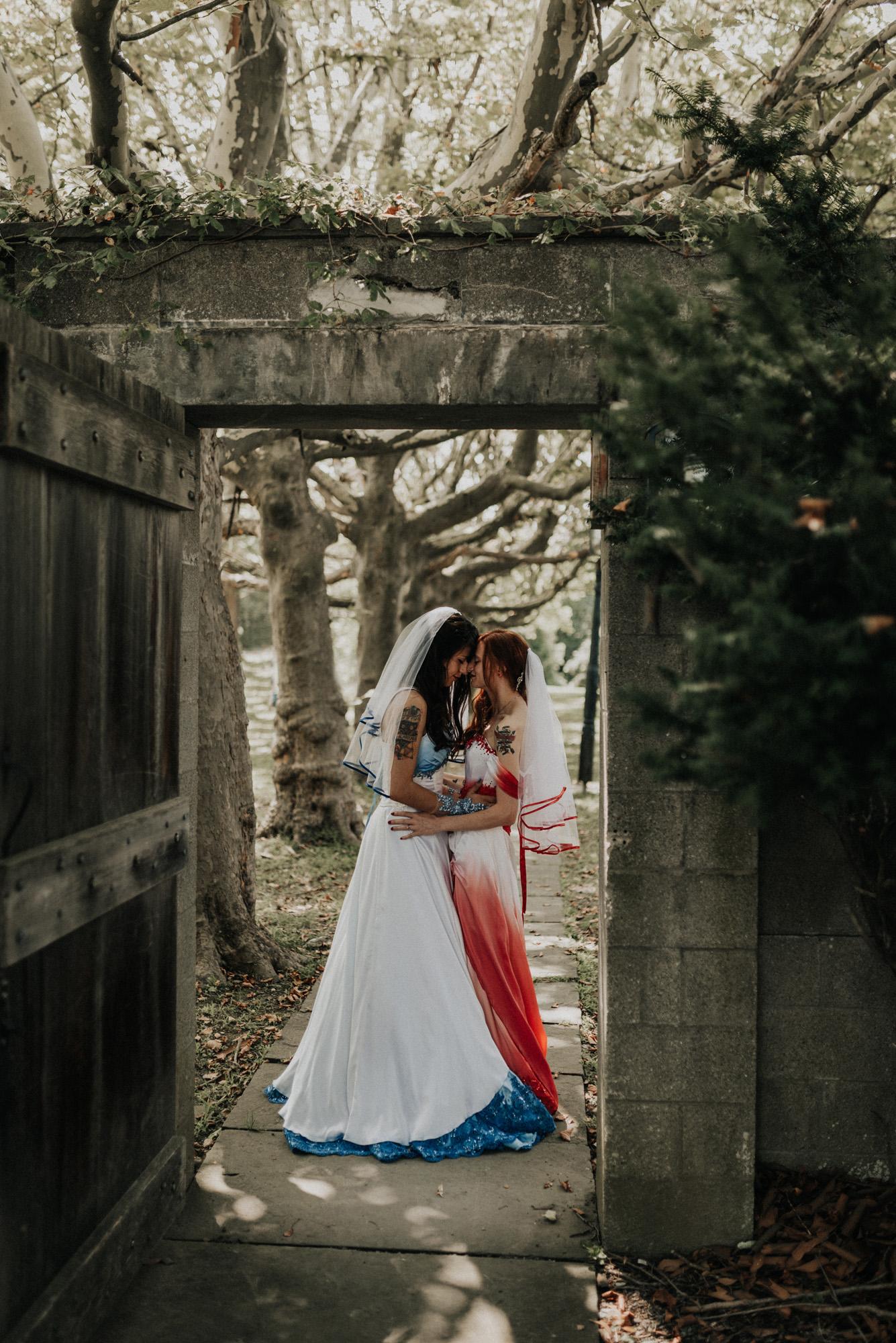 Hammond Museum & Japanese Stroll Garden Wedding Photos