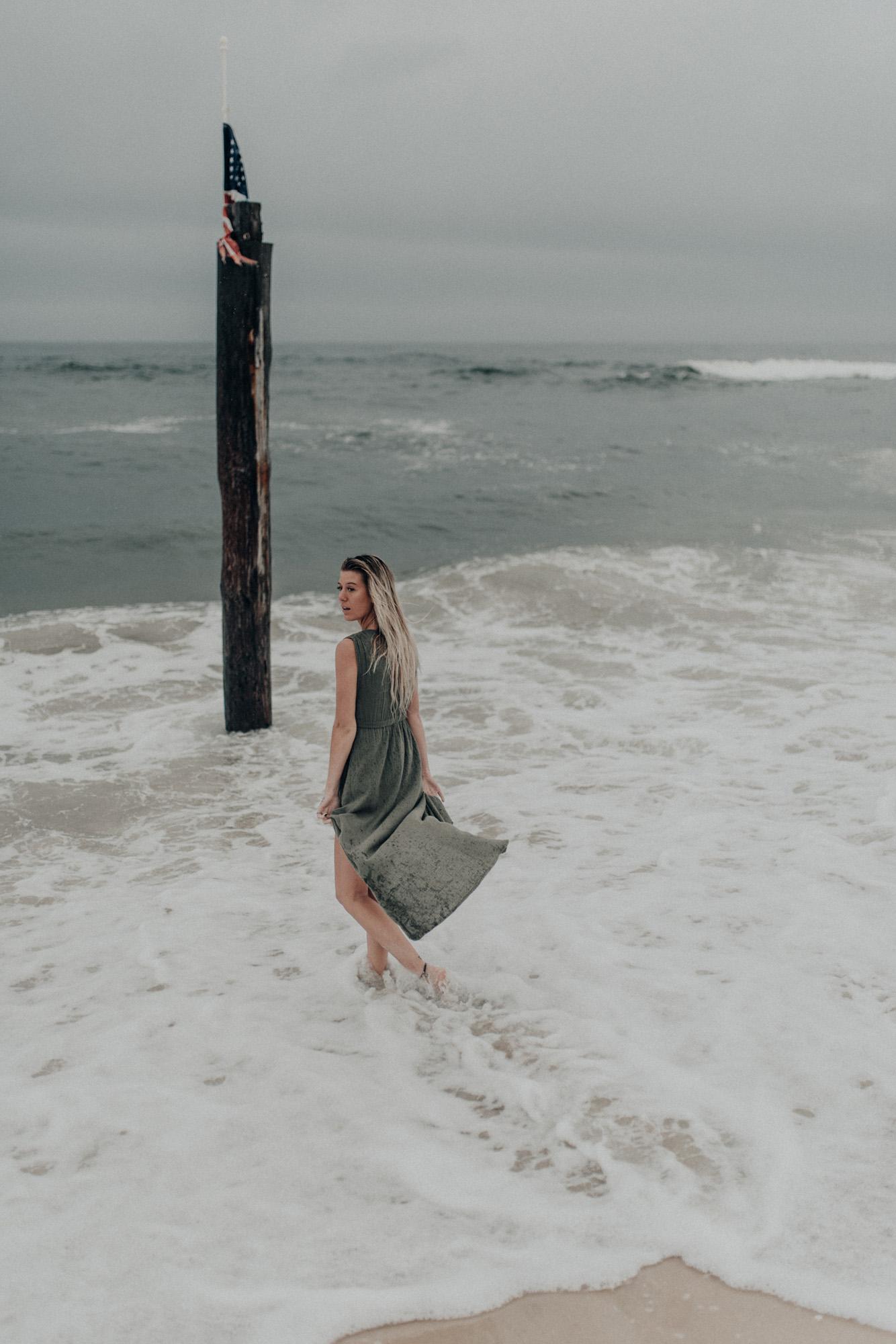 LBI Long Beach Island portrait engagement photos