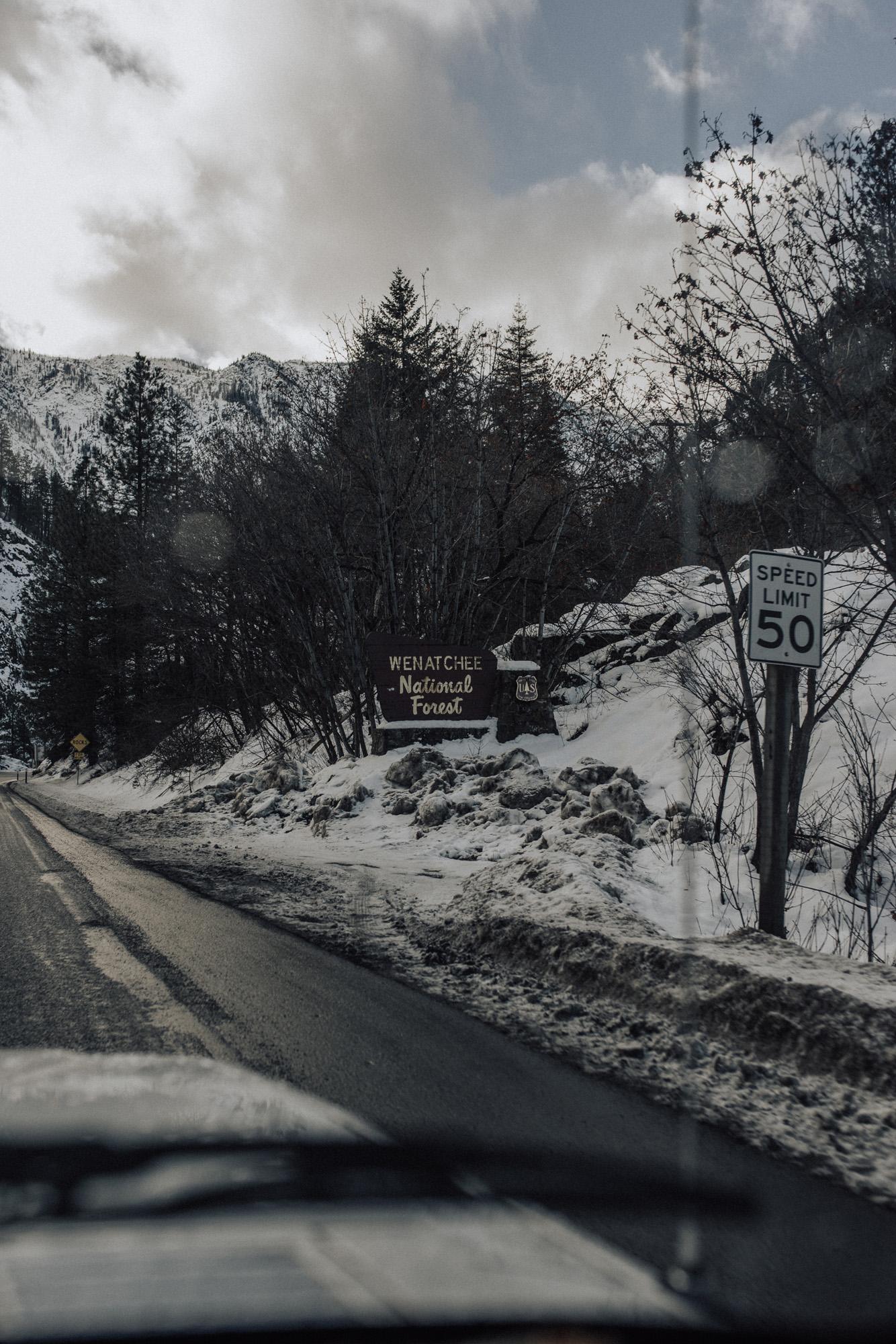 Wenatchee National Forrest Leavenworth Washington KyleWillisPhoto