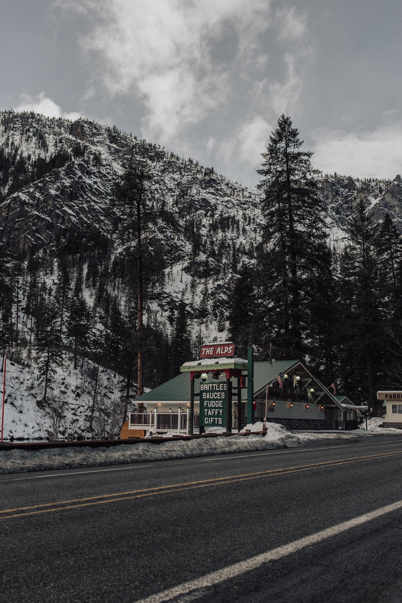 Wenatchee National Forrest Leavenworth Washington KyleWillisPhoto The Alps