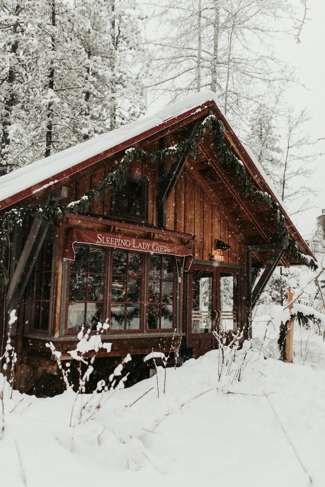 Sleeping Lady Mountain Resort KyleWillisPhoto Leavenworth Washington