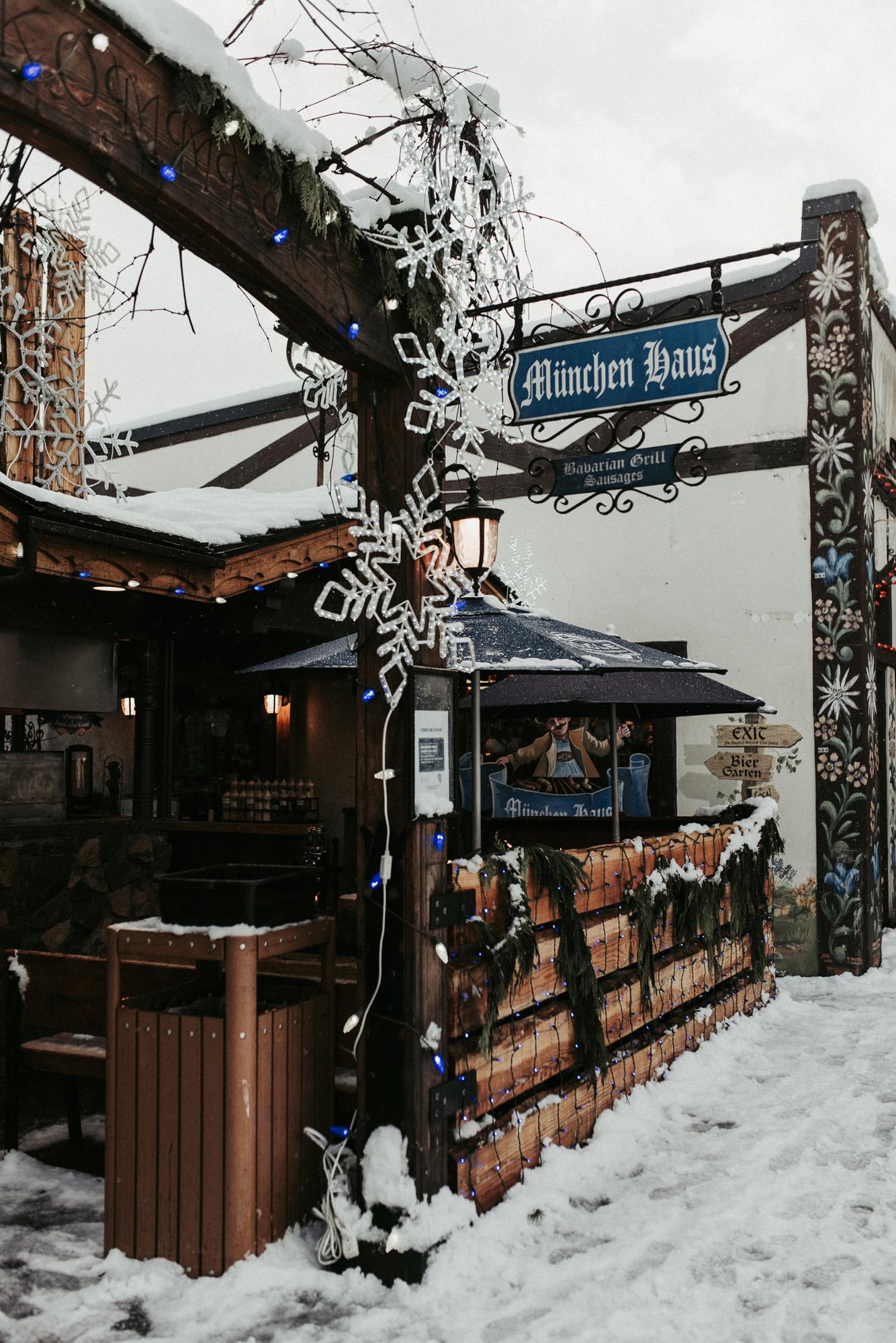 Munchen Haus KyleWillisPhoto Leavenworth Washington
