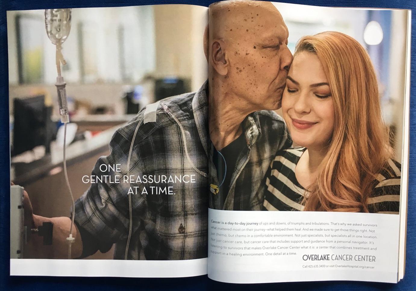 OVERLAKE CANCER CENTER: Print