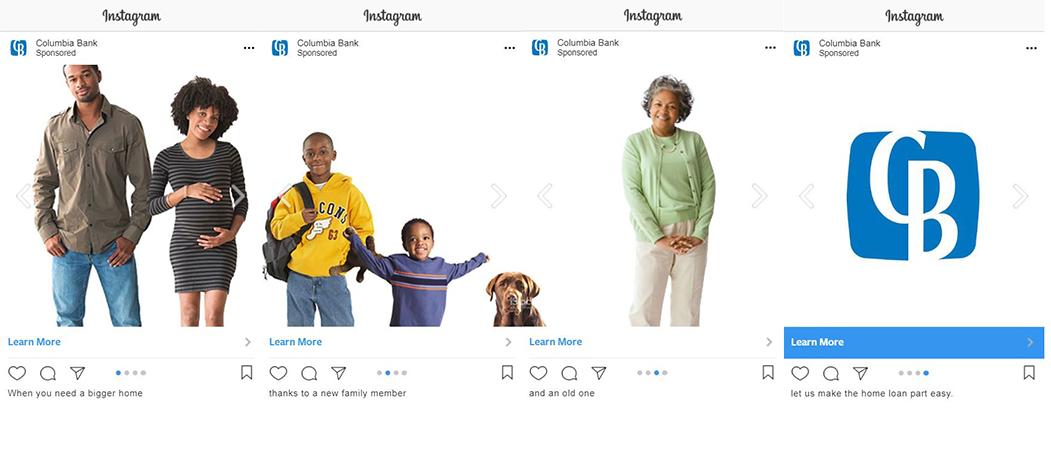 Social Media Carousel