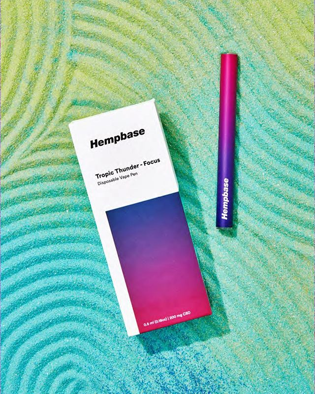 Hempbase is an all natural high end disposable CBD Vape Pen which is available in four different 200 mg formulas. We are one of the first companies to stock this brand new item and we selected this brand because it is domestically grown, lab tested, and very affordable.