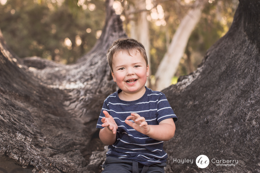 Natural fun love Adelaide Canberra Child Family Photographer
