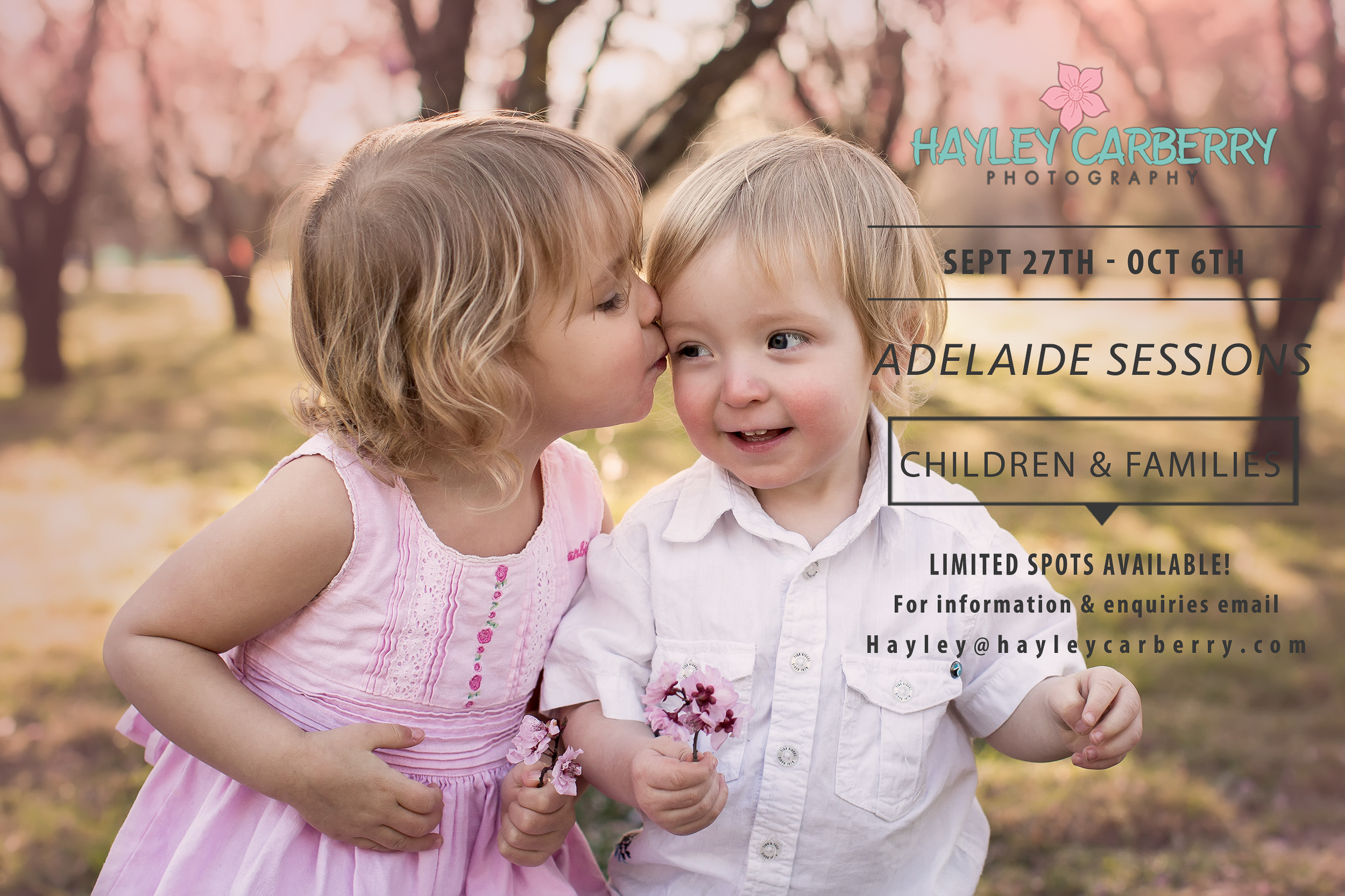 Adelaide Babies Children Family Sessions