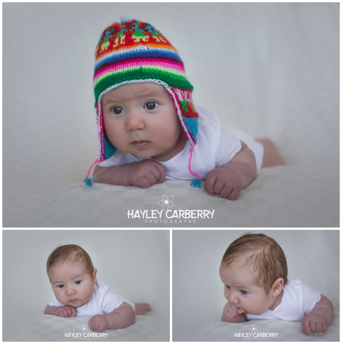 Canberra Newborn Cake Smash Babies Children Studio Portrait Photographer