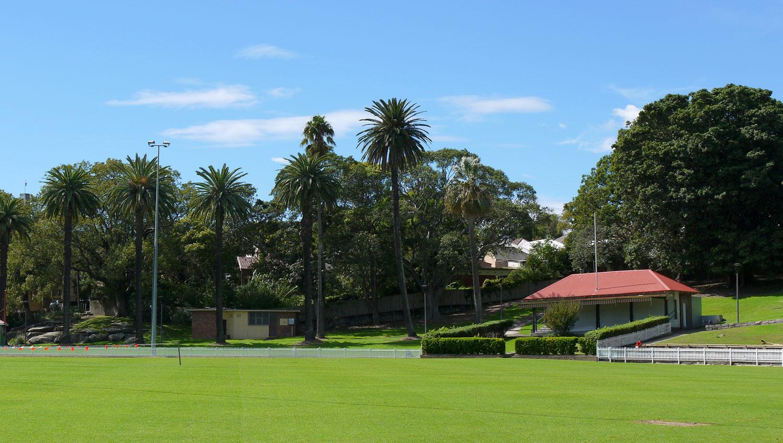 Jubillee Park, Glebe