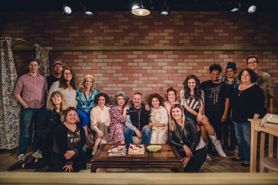 Steel Magnolias Cast & Crew