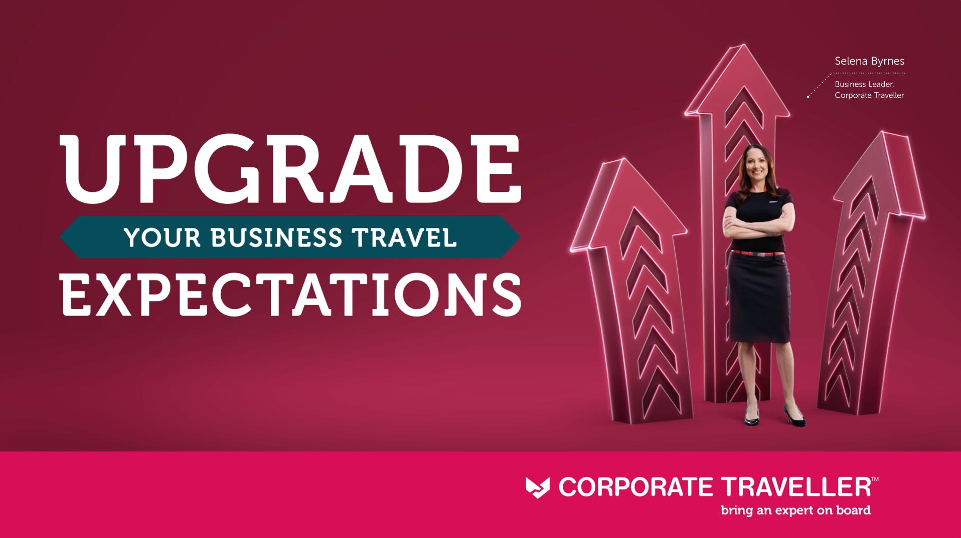 Corporate Traveller Brand