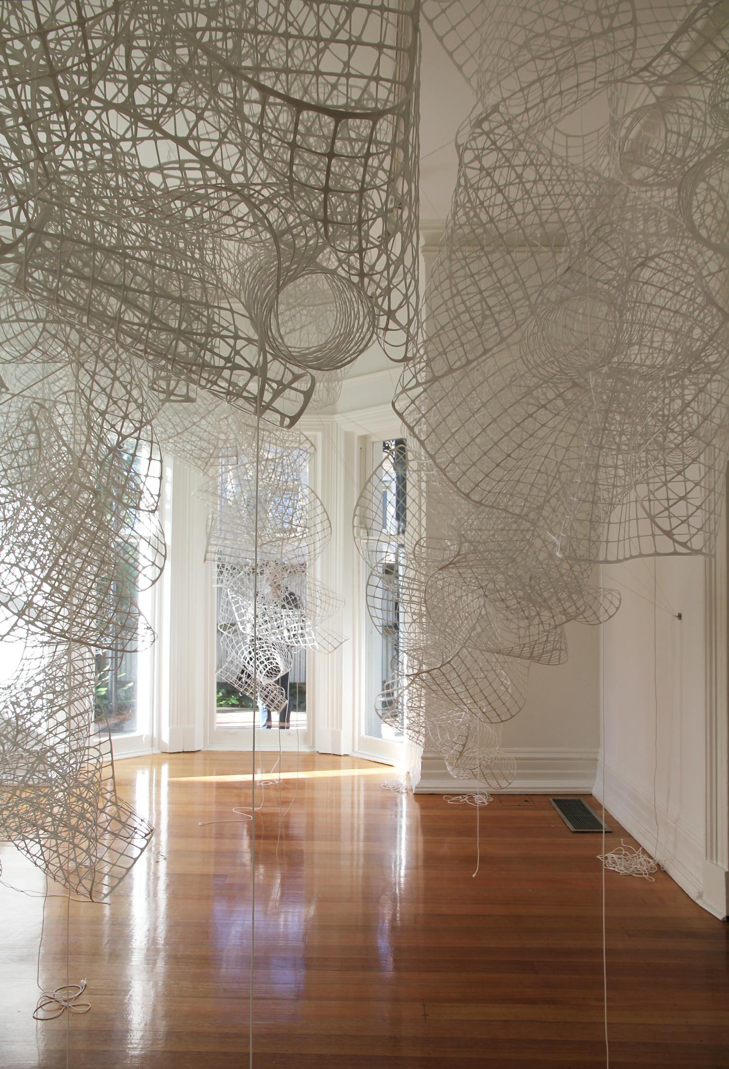 Slowhaze , 2011. Innovators 2, Linden Centre for Contemporary Arts, Melbourne.