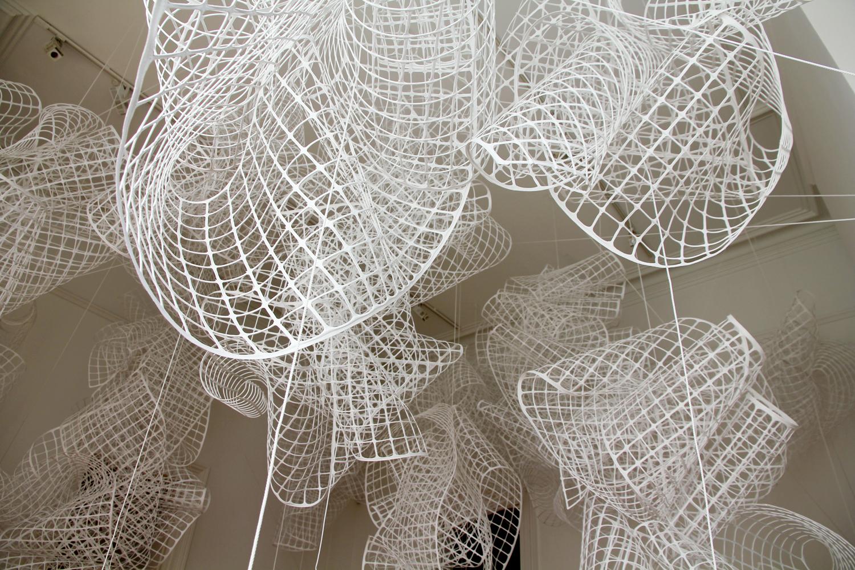 Slowhaze , 2011. Detail. Innovators 2, Linden Centre for Contemporary Arts, Melbourne.