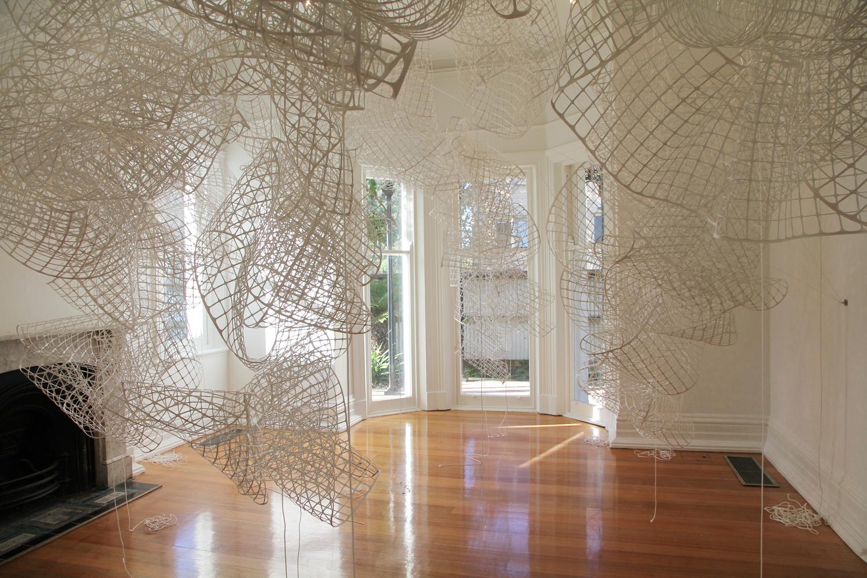 Slowhaze,  2011. Innovators 2, Linden Centre for Contemporary Arts, Melbourne.