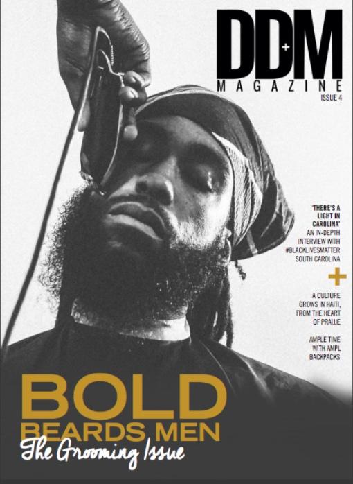 Dapper Dads Magazine Issue 4. -