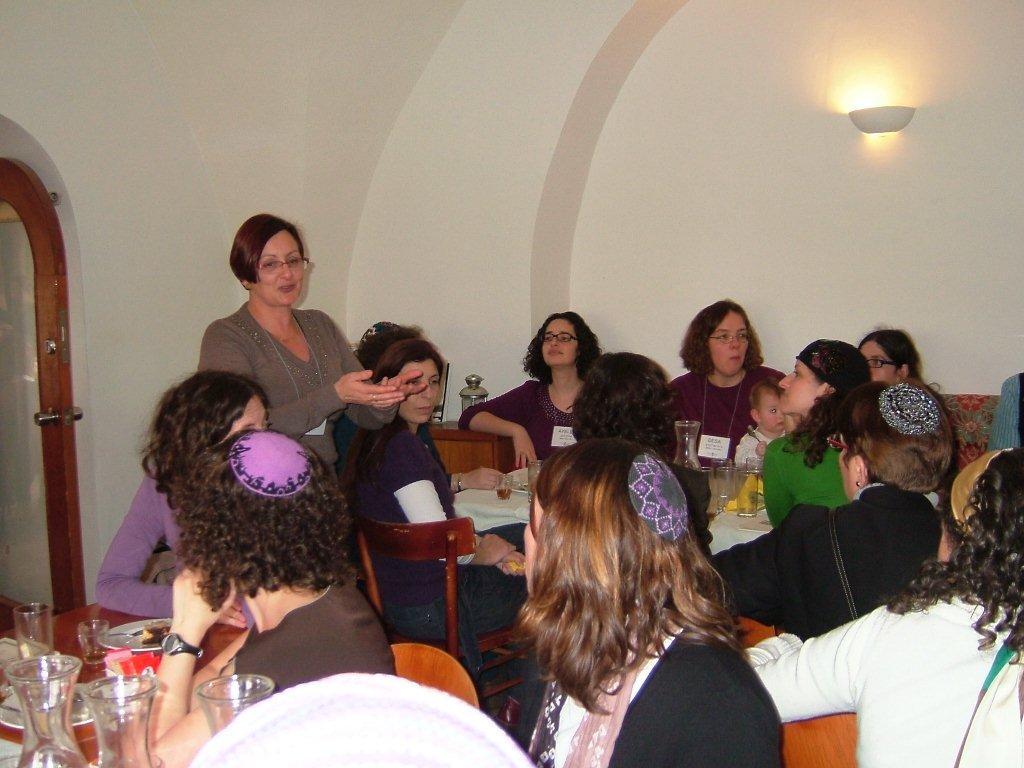 Rencontre de Femmes Rabbins