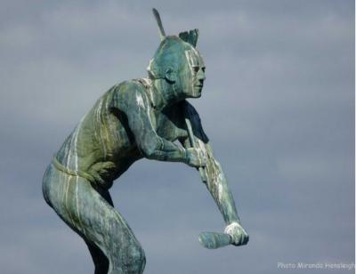Tangaroa, God of the Sea
