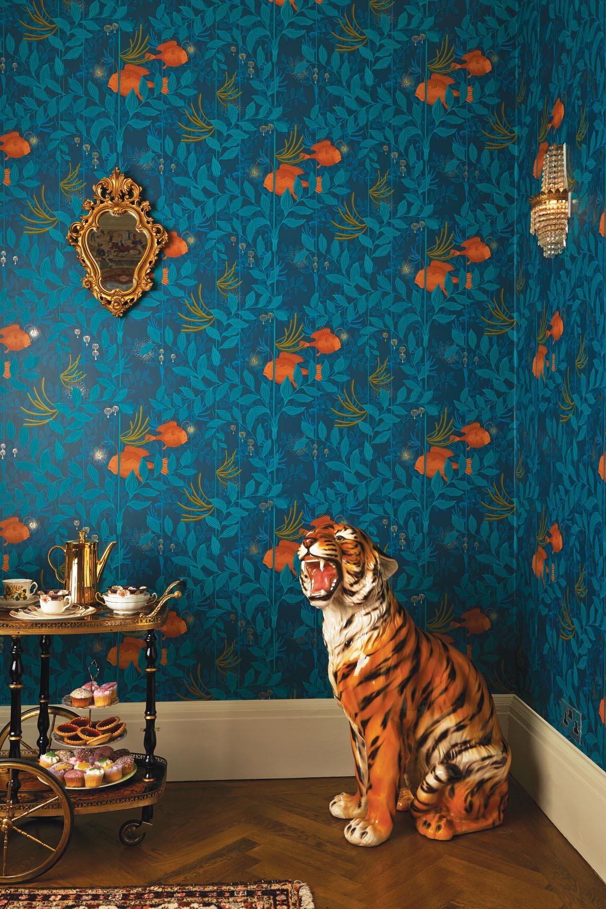 Papel pintado Cole&Son Whimsical Collection