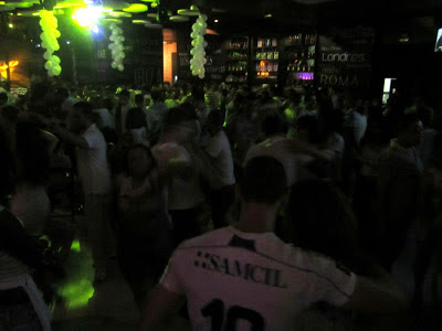 One of those zouk-filled nights in Capital Bar