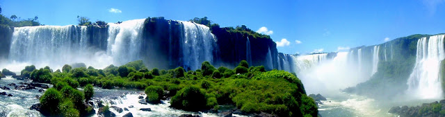 Iguazu Fall - Brazil (and Argentina)