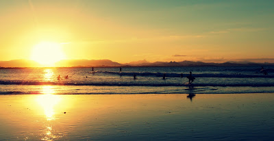 If you love surfing and sunsets then Byron Bay is the place to be!
