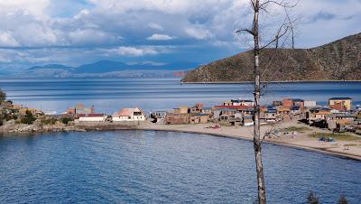 North of Isla del Sol - Challapampa