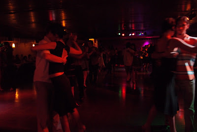 And finally some social dancing!
