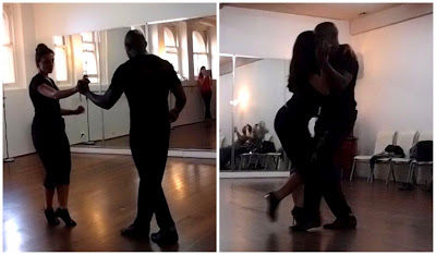 Dominican bachata and kizomba by Joanna & Fabrice
