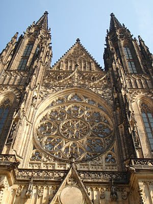 St. Vitus Cathedral (within the Prague Castle)
